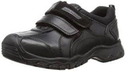 Hush puppies Gradient School Shoe Lime Shoe Co Berwick Upon Tweed