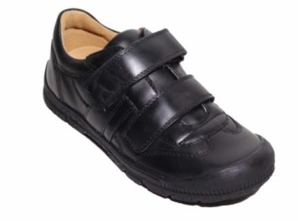 Noel Bool Boys School Shoe Velcro Fastening Lime Shoe Co Berwick Upon Tweed