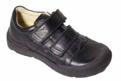 Noel Everas Boys School Shoe Velcro Fastening Lime Shoe Co Berwick Upon Tweed