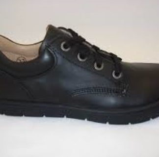 Noel Vack Boys Lace Up School Shoe Lime Shoe Co Berwick Upon Tweed