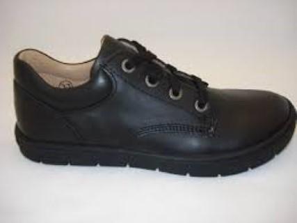 Noel Vack Boys Lace Up School Shoe Lime Shoe Co Berwick Upon Tweed