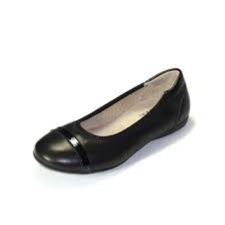 Noel Valery Ballet Style School Shoe Lime Shoe Co Berwick Upon Tweed