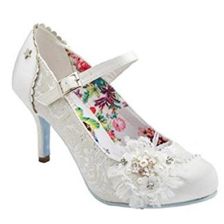 joe brown's-wedding-court-ivory-shoe-bridal-a0320-lime shoe co