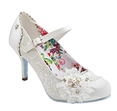 joe brown's-wedding-court-ivory-shoe-bridal-a0320-lime shoe co