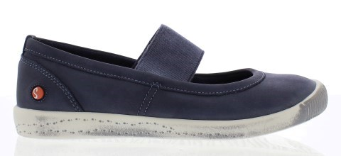 softinos-ION446sof-limeshoeco-leather-navy-shoe