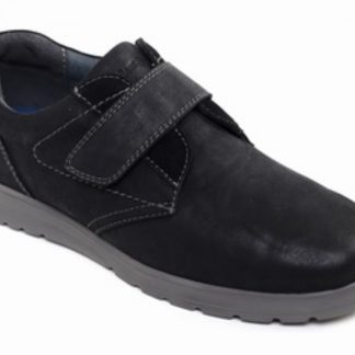 Padders Restart Black 165/10 Gents Lime Shoe Co Berwick upon Tweed