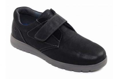 Padders Restart Black 165/10 Gents Lime Shoe Co Berwick upon Tweed