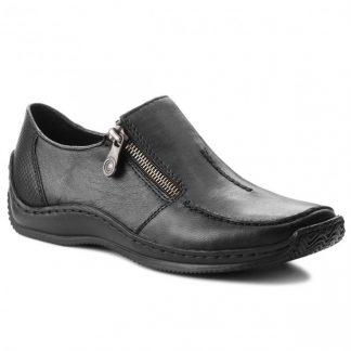 rieker-ladies-black-leather-L1780-00