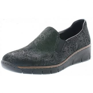 rieker-53766-05-black-wedge-shoe-lime shoe co-