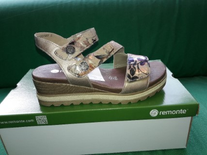 remonte-D6358-31-summer-wedge-sandal-lime shoe co-berwick upon tweed