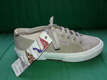 superga-2750-suede-beige/olive-tennis shoe-lime shoe co-berwick upon-tweed