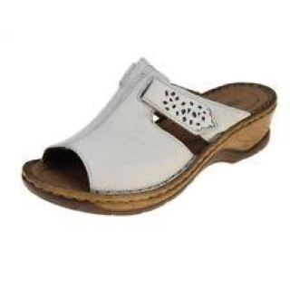 josef seibel-catalonia 32-white-slip on-leather-sandal-limeshoeco-berwick upon tweed