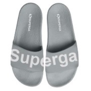 Berwick upon Tweed-Limeshoeco-Superga-sliders-white-grey