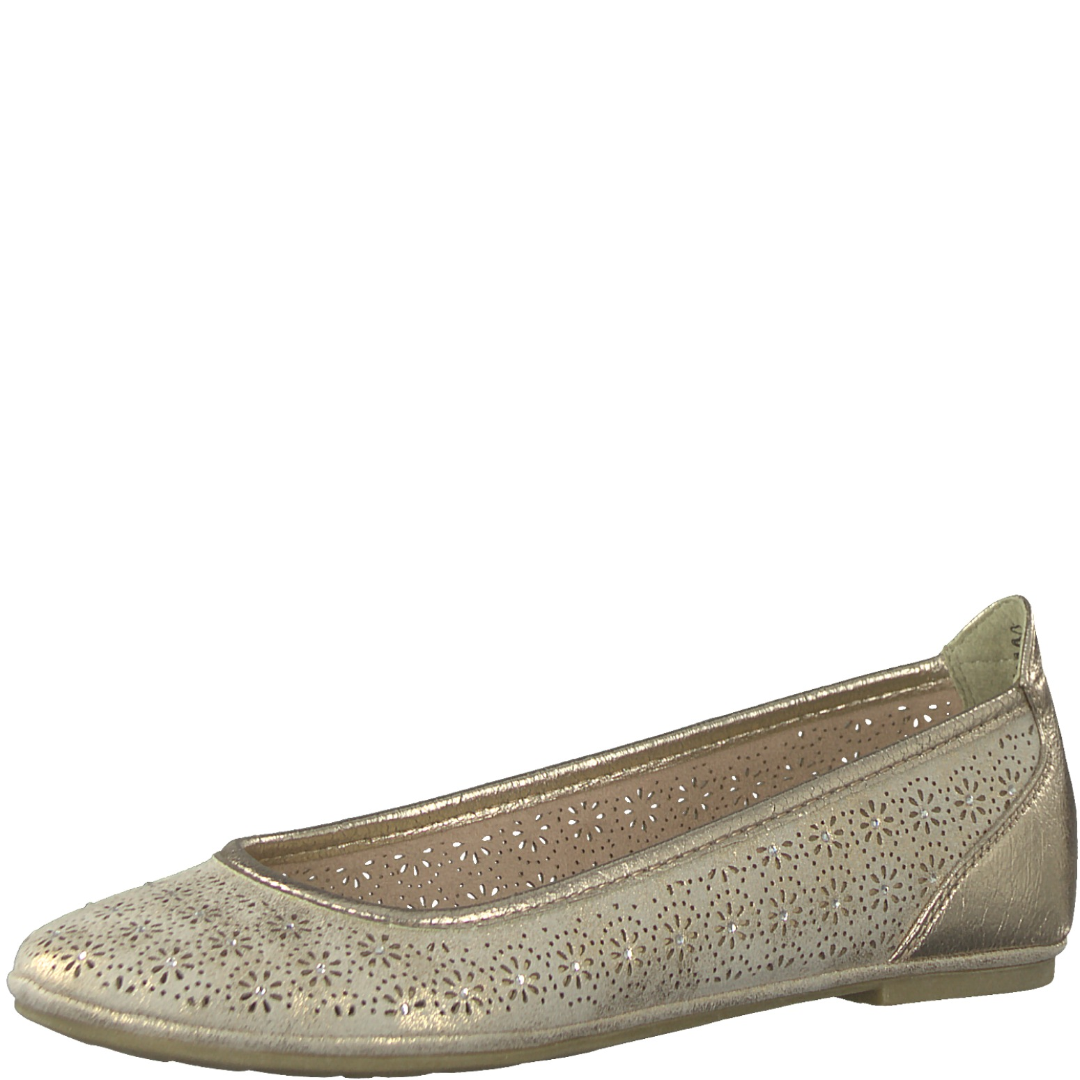 marco tozzi-2-22107-22-rose gold-slip on -shoe-lime shoe co-berwick upon tweed