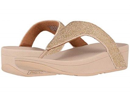 fitflop-lottie-shimmer-crystal-artisan-gold-sandal-lime shoe co-berwick upon tweed