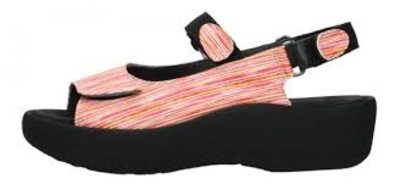 wolky-jewel-kiribati-sandal-lime shoe co-berwick upon tweed