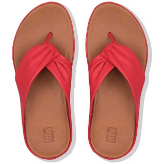 fitflop-twiss-toe post-passion -summer-sandal-lime shoe co-berwick upon tweed