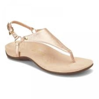 vionic-rest-kirra-metallic-rose gold-lime shoe co-berwick upon tweed-summer-sandal-planter faciiatis-