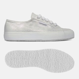 superga-footwear-2750-jersey-frost-lame-w-white-grey-silver-lime shoe co-berwick upon tweed