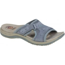womens-lakewood-frost-grey-velcro-mules-30227-earth spirit-limeshoe co- berwick upon tweed