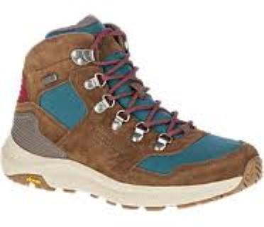 Berwick upon Tweed-Lime Shoe Co-Merrell-Walking Boot-winter-Ontario-purple-laces