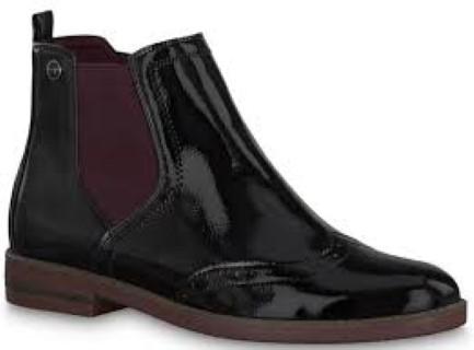 Lime Shoe Co-Berwick upon Tweed-Tamaris-Ankle Boot-Chelsea Boot-Flat-Slip On-Winter 19-Comfort