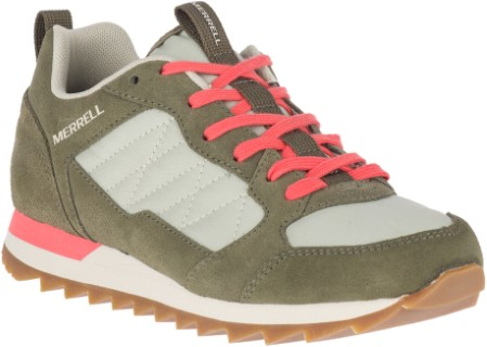 Berwick upon Tweed-Lime Shoe Co-Merrell-Trainer-ladies