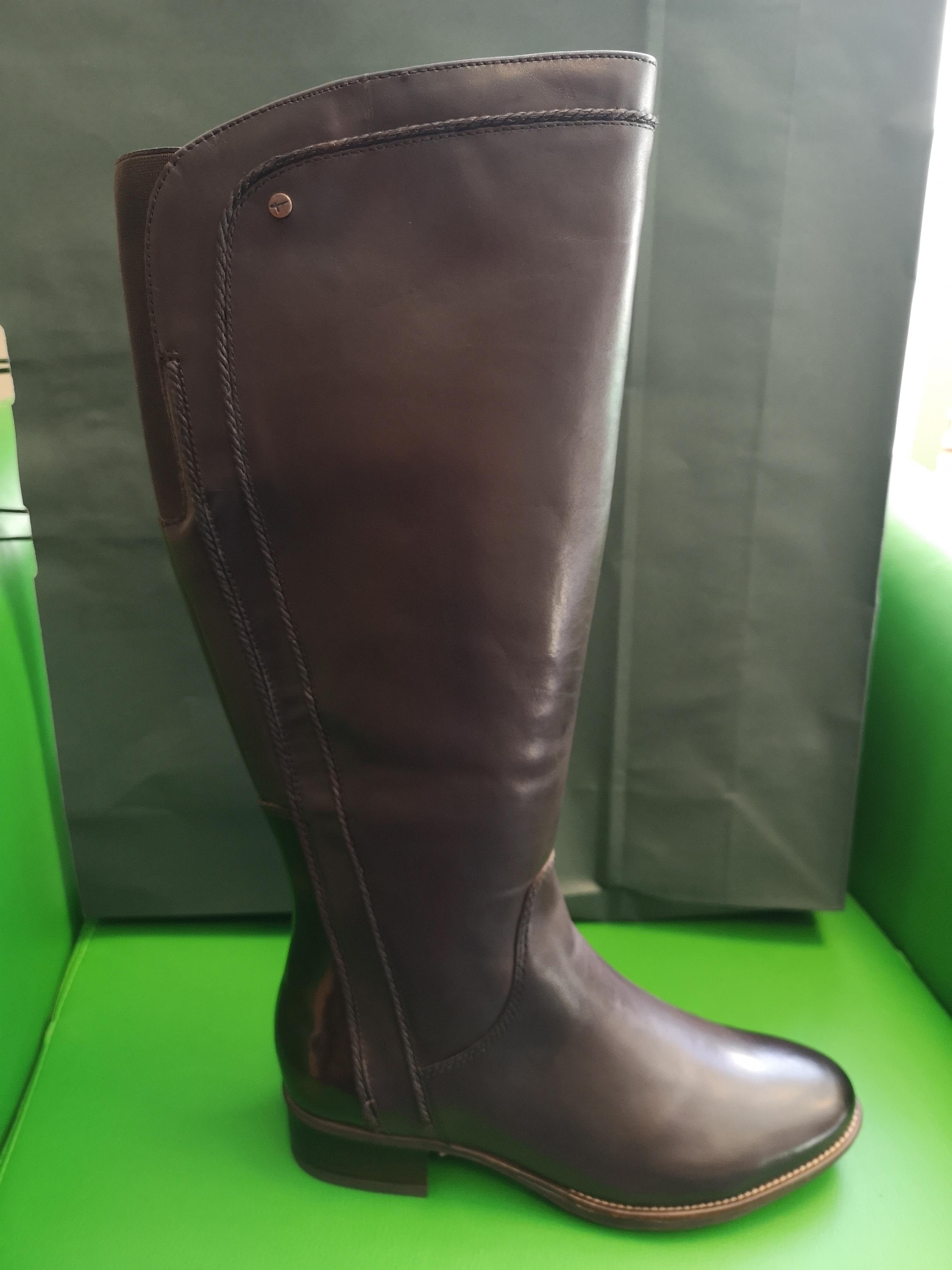 Tamaris Ladies Knee Length Mocca Boot (1 25603 23)