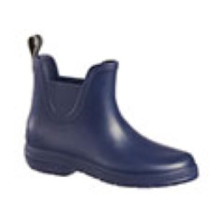 Lime Shoe Co-Berwick upon Tweed-Totes-Cirrus-Rainboot-Chelsea-Navy-Waterproof-Comfort-Flat-Practical-Flexible