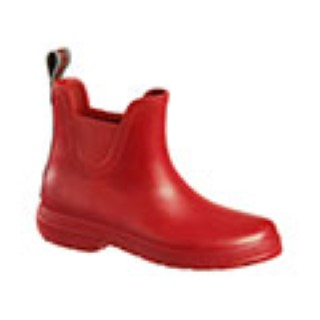 Lime Shoe Co-Berwick upon Tweed-Totes-Cirrus-Rainboots-Red-Comfort-Flat-Waterproof-Flexible