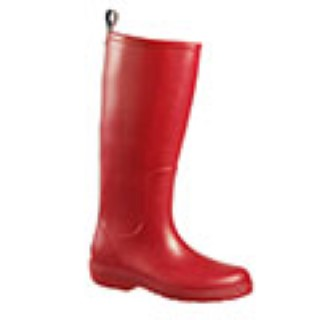 Lime Shoe Co-Berwick upon Tweed-Totes-Cirrus-Rainboots-Claire-Red-Waterproof-Flat-Practical-Comfortable-Flexible