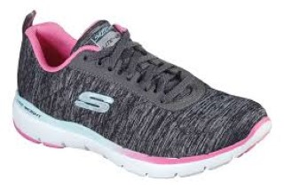 Lime Shoe Co-Berwick upon Tweed-Skechers-Trainer-Memory Foam-Pink-Blue-Comfort-Flat-Spring-Summer-2020