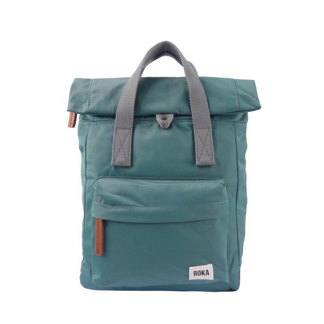 Berwick upon Tweed-Lime Shoe Co-Roka London-Sage Green-Unisex-bag-backpack