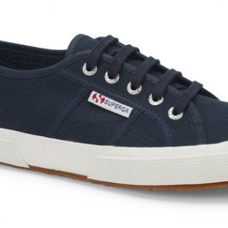 Berwick upon Tweed-Lime Shoe Co-Superga-Navy-White-Cotu classic-unisex-summer