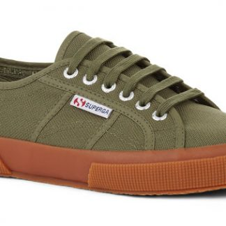 Berwick upon Tweed-Lime Shoe Co-Superga-Sherwood Gum-Green-Trainer-laces-summe