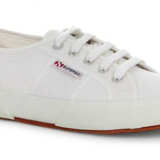 Berwick upon Tweed-Lime Shoe Co-Superga-White-Canvas-Trainer-Laces-Summer