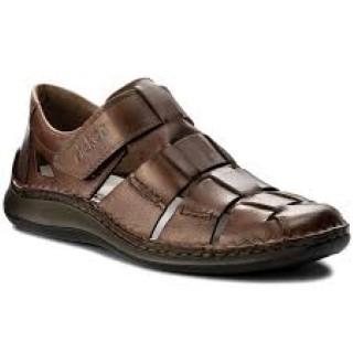Lime Shoe Co-Berwick upon Tweed-Rieker-Mens-Spring-Summer-2020-Velcro Fastening-Walking-Comfort
