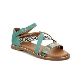Lime Shoe Co-Berwick upon Tweed-Tamaris-Spring-Summer-2020-Tan-Print-Sandal-Leather-Ladies