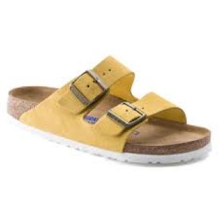 Lime Shoe Co-Berwick upon Tweed-Birkenstock-Arizona-Ochre-Flat-Comfort-Buckle-Spring-Summer-2020