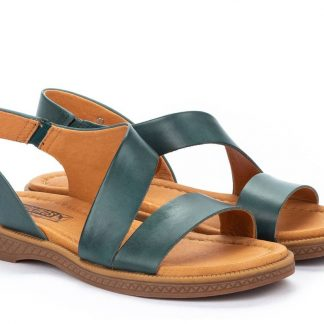 Berwick upon Tweed-Lime Shoe Co-Pikolinos-Green-Sandal-summer-comfort