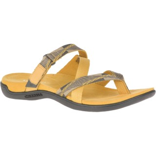 Lime Shoe Co-Berwick upon Tweed-Merrell-Mendi-Thong-Gold-Flat-Comfort-Active-Spring-Summer-2020