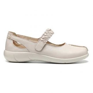 Berwick upon Tweed-Lime Shoe Co-Hotter-Shake-Beige-Mary Jane-Shoe-Comfort-Summer