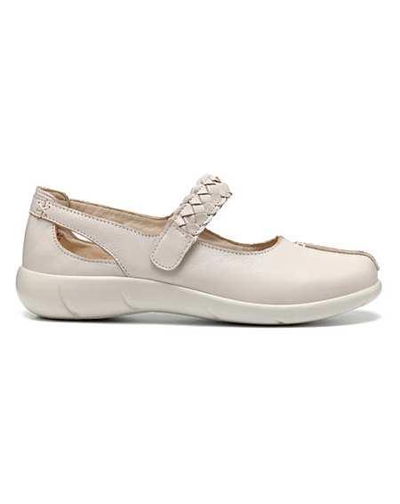 Berwick upon Tweed-Lime Shoe Co-Hotter-Shake-Beige-Mary Jane-Shoe-Comfort-Summer