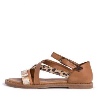 Berwick upon Tweed-Lime Shoe Co-Tamaris-Sandal-summer-comfort-cognac