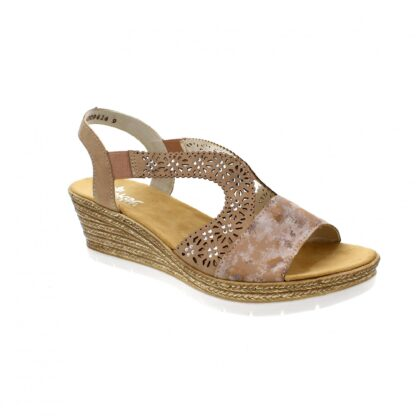 Berwick upon Tweed-Lime Shoe Co-Rieker-Sandal-comfort-wedge-summer