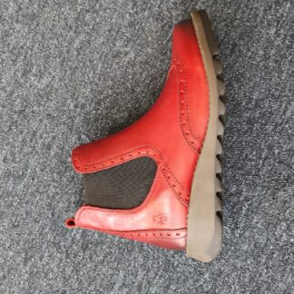 Berwick upon Tweed-Lime Shoe Co-Fly London-Red-Sono-Ankle Boots-Winter-leather-comfort