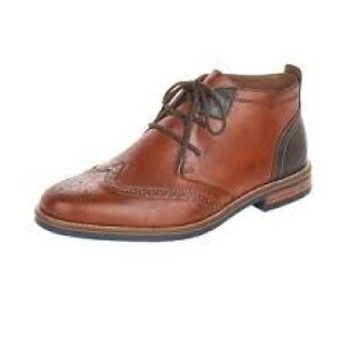 Lime Shoe Co-Berwick upon Tweed-Rieker-Winter-Autumn-2020-Gents-Small Ankle Boot-Brown-Tan