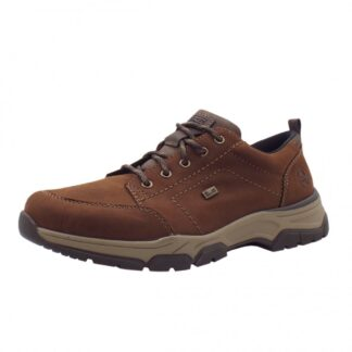 Berwick upon Tweed-Lime Shoe Co-Rieker-Brown-Lace up-Shoe-Leather-Tex-Winter-Autumn-Water resistant