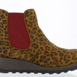 Berwick upon Tweed-Lime Shoe Co-Fly London-Cheetah-leather-Chelsea boot-comfort-autumn-winter
