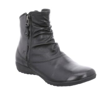 Berwick upon Tweed-Lime Shoe Co-Josef Seibel-Black-Leather-boots-comfort-winter-autumn